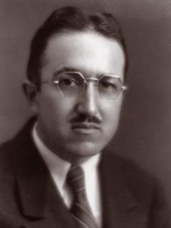 Ralph W. Hammett (University of Michigan photograph)