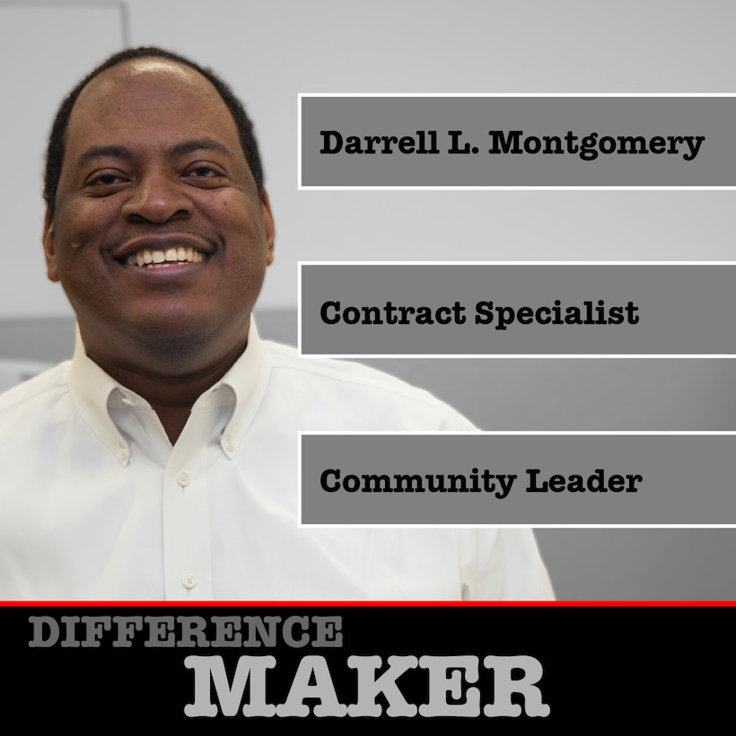 Q+A with Little Rock District Contract Specialist Darrel Montgomery
