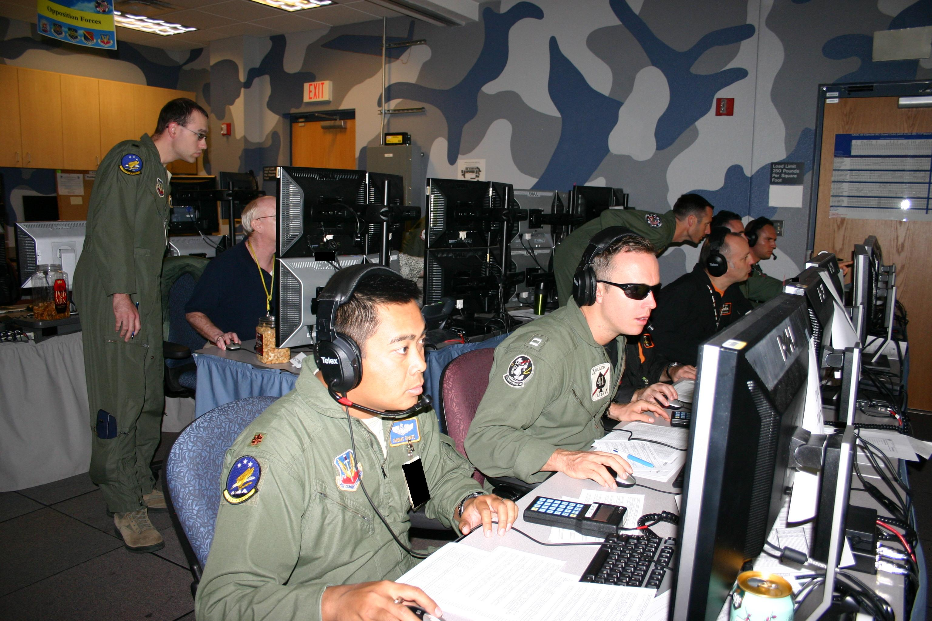 "Kirtland ""Virtual Flag"" exercise spans the globe ..."