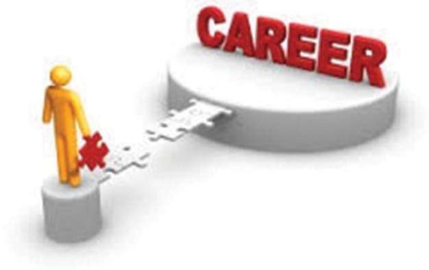 """WRIGHT-PATTERSON AIR FORCE BASE, Ohio - Whether officer or enlisted, there are several steps you can take to achieve personal career success—whether """"success"""" is characterized by rank, specific job positions or duty assignments, or by meeting a more subjective goal, such as sharing knowledge with younger Airmen. (Courtesy graphic)"""