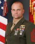 Sergeant Major Charles A. Metzger