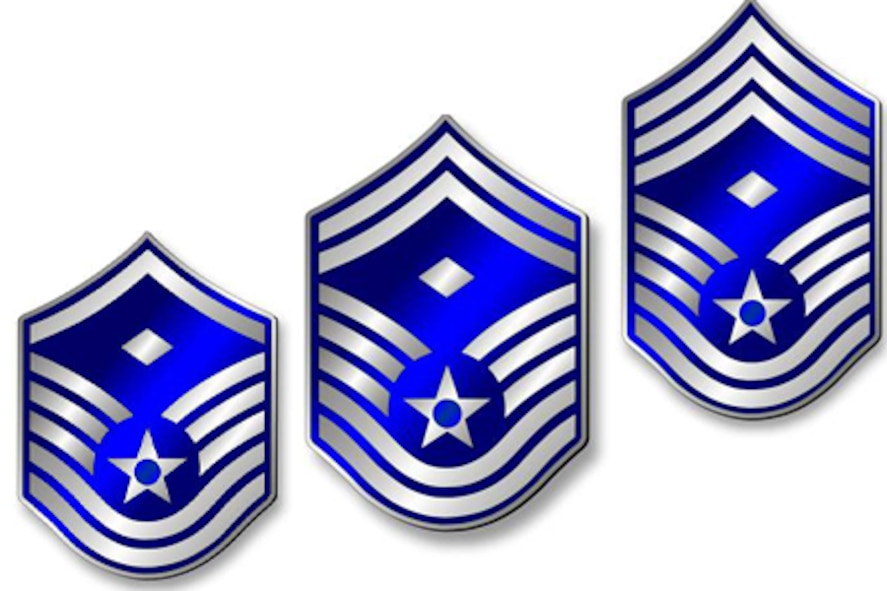 First sergeant (U.S. Air Force graphic)