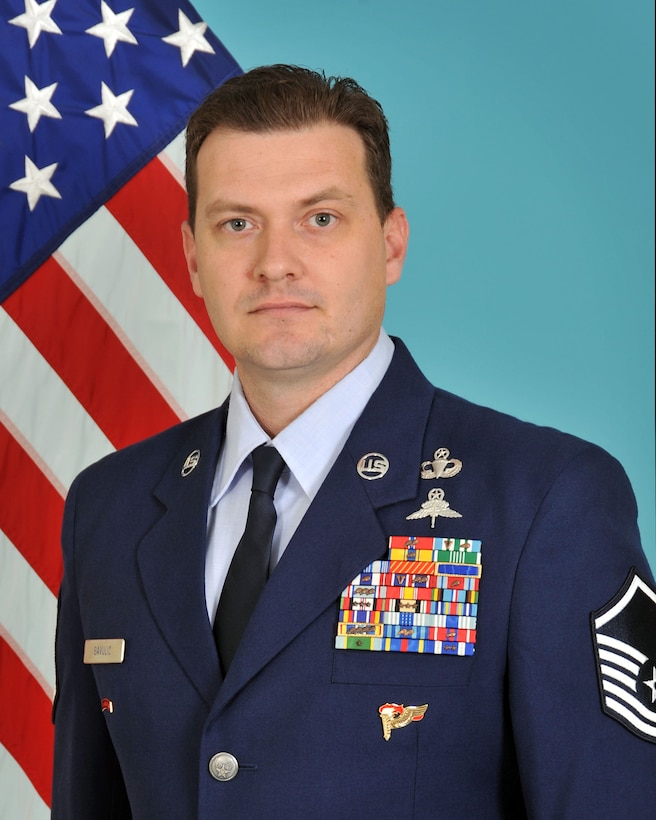 Master Sgt. Josh Gavulic (courtesy photo)
