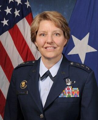 U.S Air Force Academy Superintendent Lt. Gen. Michelle D. Johnson (Air Force photo)