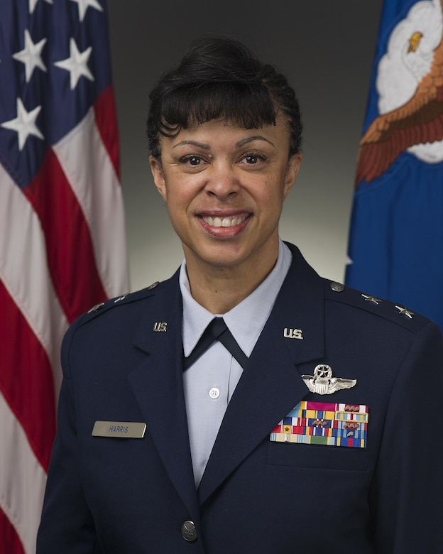 Maj. Gen. Stayce Harris has been nominated by the president for appointment to the grade of lieutenant general and assignment as the assistant vice chief of staff and director of the Air Staff, U.S. Air Force, Pentagon, Washington, District of Columbia.