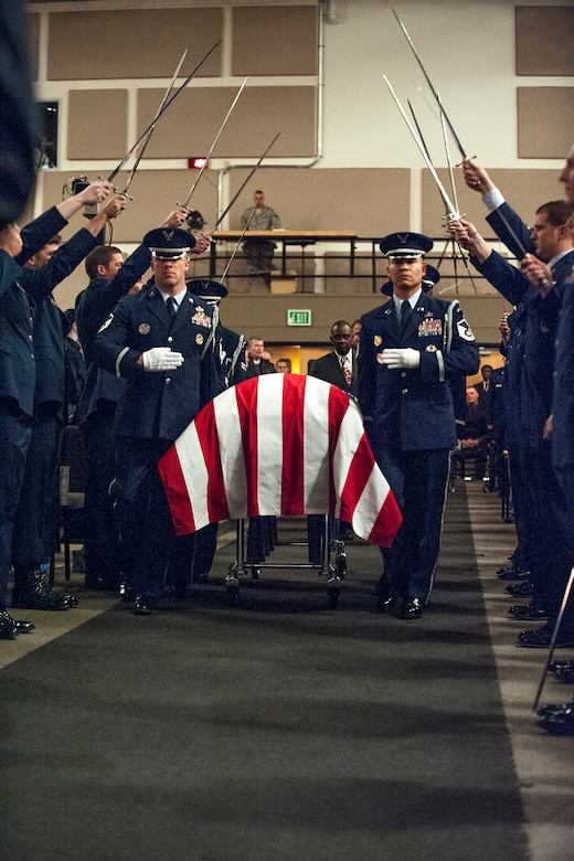 Colorado Springs Escorts >> 21st Space Wing Airman Warrior Laid To Rest Peterson Air