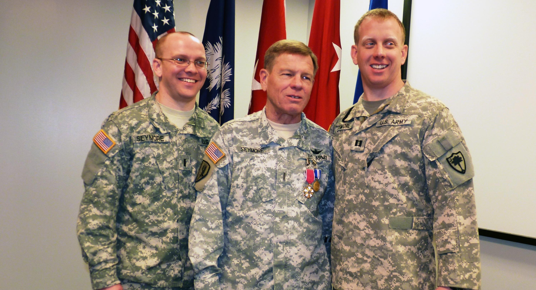 3cd8bd0b78 Last-serving Vietnam War veteran in the South Carolina National Guard  retires