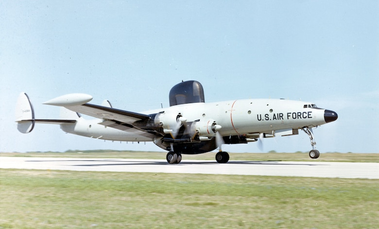 Specialized EC-121s -- like this EC-121K RIVET TOP -- listened in on radio calls between MiG fighters and their ground controllers. The EC-121 crew then passed on real-time warnings to U.S. pilots. (U.S. Air Force photo)