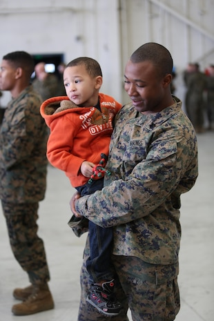 Marines with Marine All-Weather Fighter Attack Squadron 224 depart Marine Corps Air Station Beaufort for the Western Pacific in support of the Unit Deployment Program, Jan. 9.
