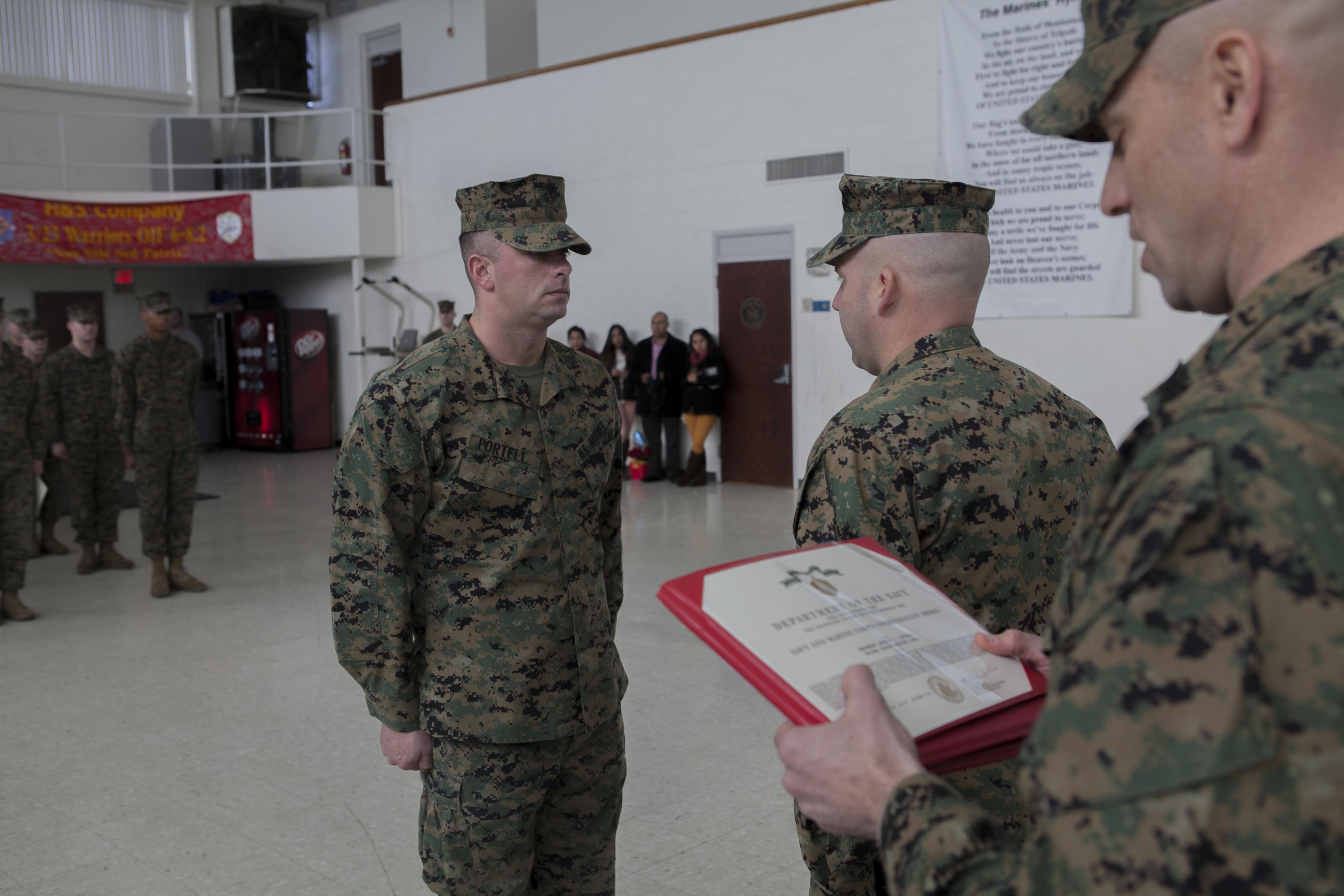 the role of the marine noncommissioned Nco of marines essay role of the marine non commissioned officer , and a view of the larger picture are all skills required of a noncommissioned offi.