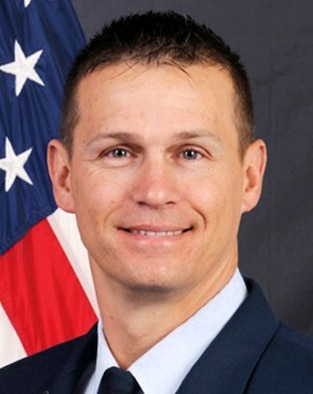 Senior Master Sgt. Robert Woodin, 71st Flying Training Wing Inspections superintendent