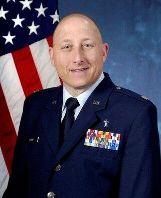 Chaplain (Lt. Col.) Randy Erwin