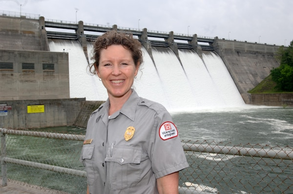 Sondra Carmen, park ranger and environmental protection specialist at the U.S. Army Corps of Engineers Nashville District's Dale Hollow Lake in Celina, Tenn., is the District Employee of the Month for December 2013.