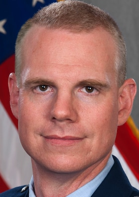 Lt. Col. David Woodley, 71st Operations Support Squadron commander