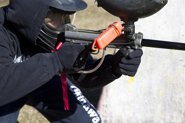 The Single Marine and Sailor Program for the Tri-Command sponsored a trip to Paintball Charleston, Jan. 25. The paintball trip offers service members opportunities to participate in morale and camaraderie building activities to improve unit cohesion.