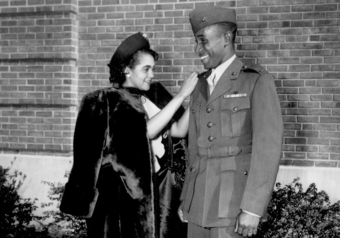 Frederick C. Branch became the first ever African-American Marine officer on Nov. 10, 1945. In honor of his success, the Frederick C. Branch Scholarship Program was created nearly 70 years later in 2006. Each year, 34 four-year Frederick C. Branch Scholarships are offered to students who plan to attend a Historically Black College or University (HBCU).
