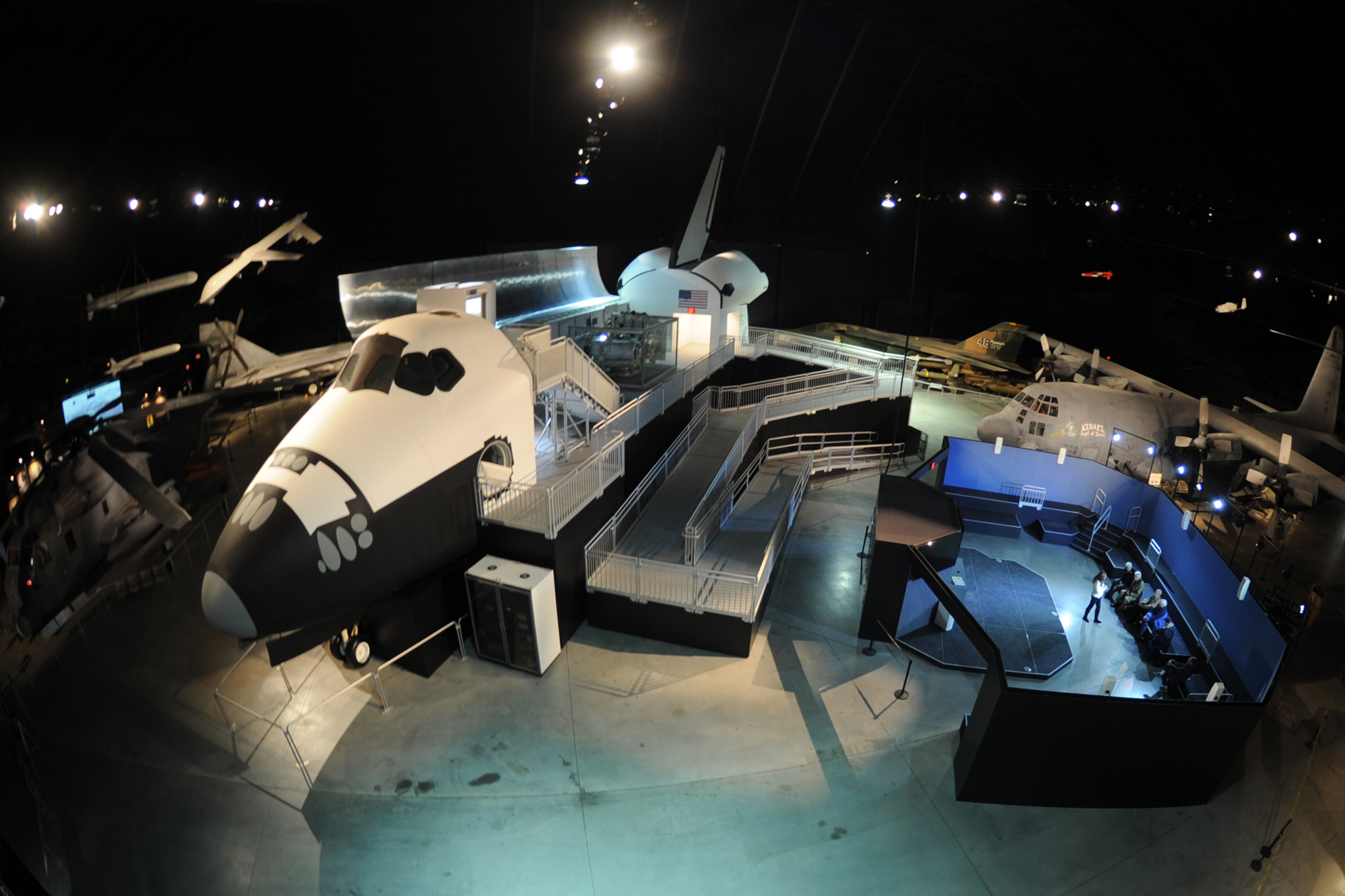 New Space Shuttle Exhibit to open Feb. 26 at the National ...