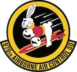970th Airborne Air Control Squadron patch