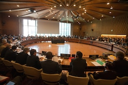 Opening Event, 21st Session of the International Hydrological Programme's Intergovernmental Council, UNESCO Headquarters, Paris, France, 18 June 2014