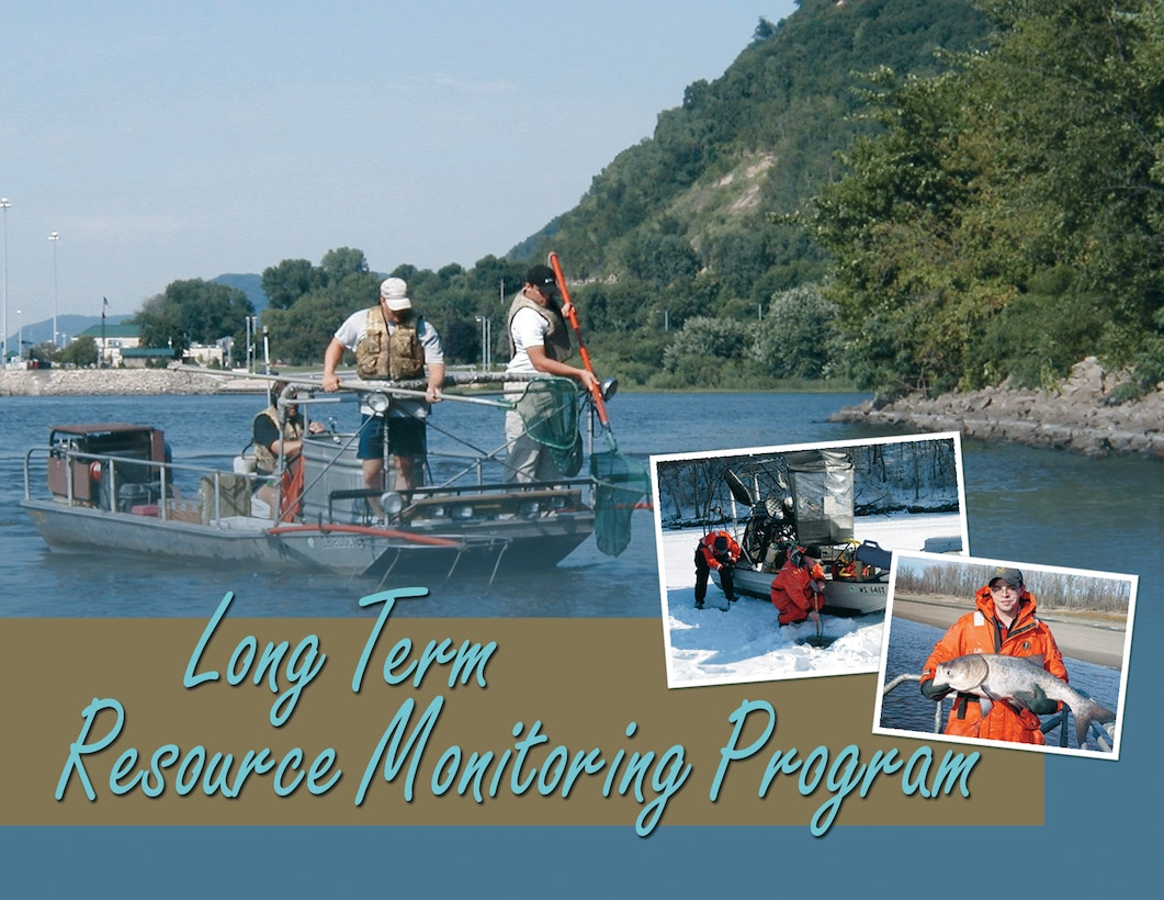 A critical element of the Environmental Management Program is the Long term Resource Monitoring Program for the Upper Mississippi River System. It is the nation's first large-scale effort to determine the status and trends of fish and wildlife, vegetation, water quality, and habitats of large rivers.