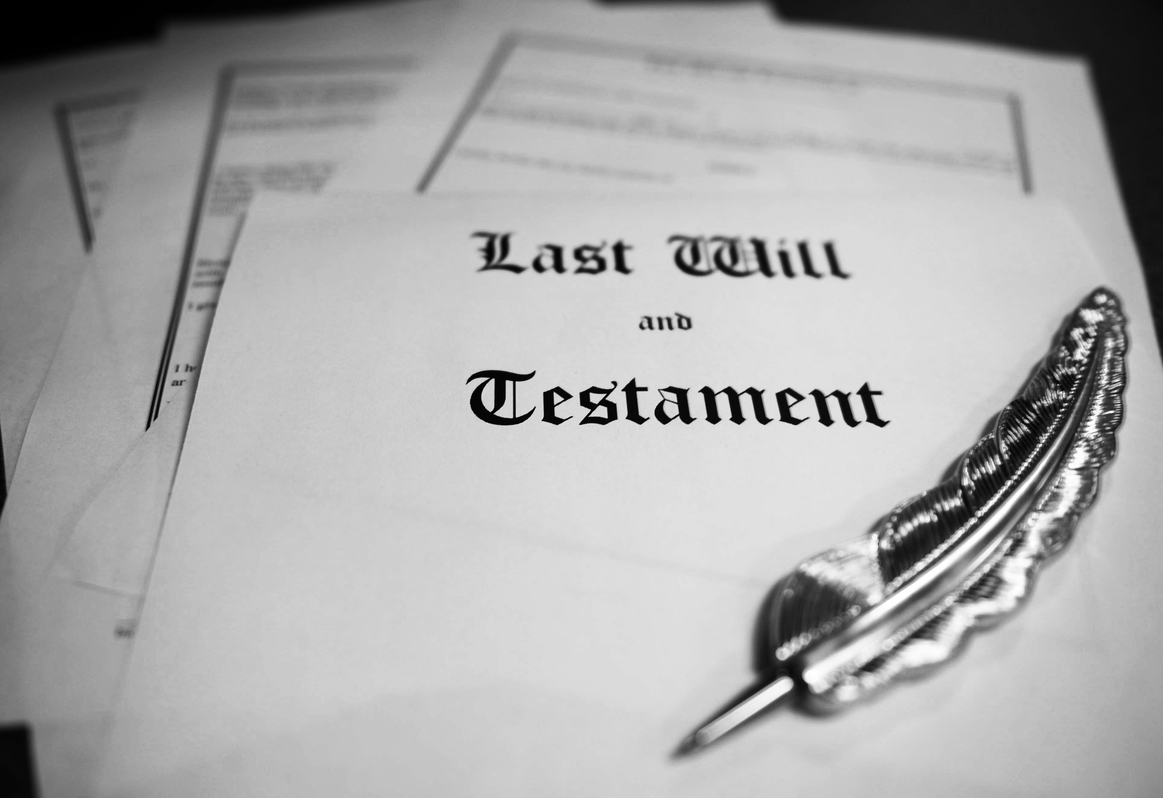 For mistakes, are executors liable during the probate legal process?
