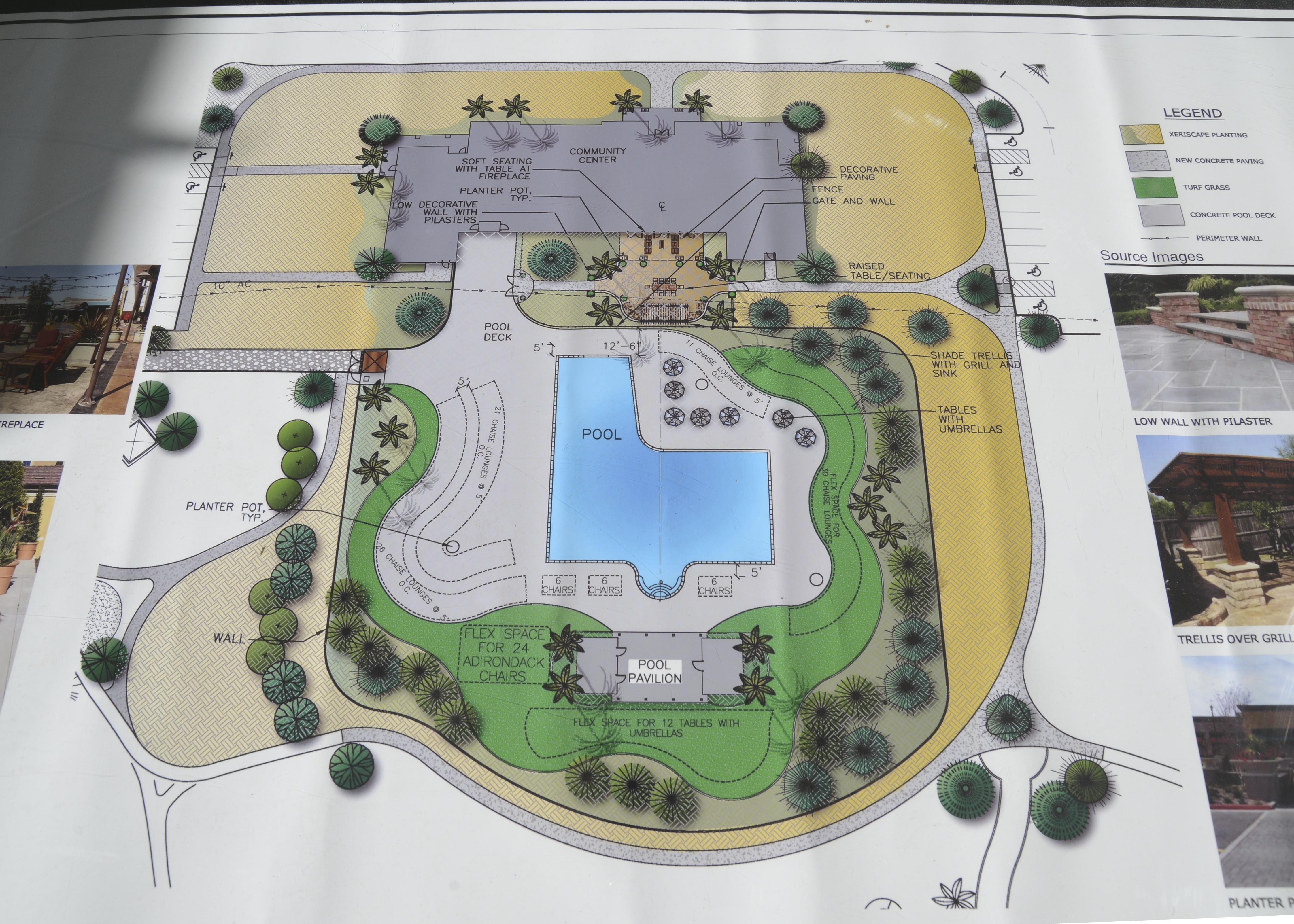 Edwards Corvias Military Living Break Ground On New Community Center Edwards Air Force Base News