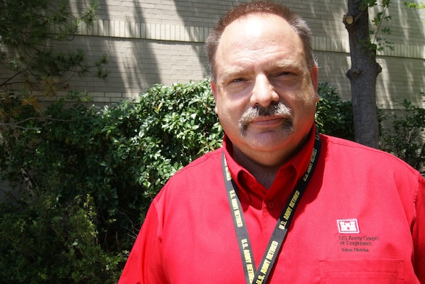 Geza Horvath is the Security Assistant at the U.S. Army Corps of Engineers Tulsa District.