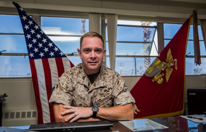 Lieutenant Col. John R. O'Neal, commanding officer, 15th Marine Expeditionary Unit, has more than 24 years of experience leading Marines. In his time he has developed a leadership style focused on commitment to developing troops and mission accomplishment. O'Neal, 46, is from Southfield, Michigan.