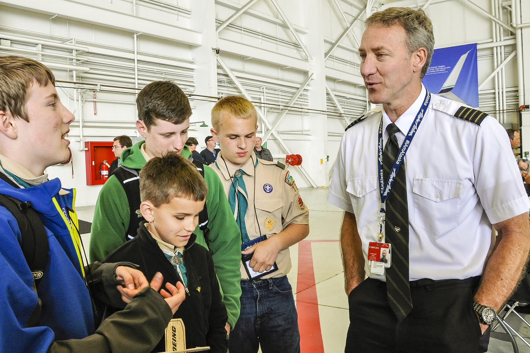 Life path gives C-17 pilot high careers with Alaska, Reserve (Part 2