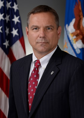 Official Air Force Image:Mr Gregg D. Costabile SES Bio Photo