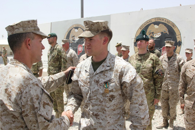 Joshua mann marine