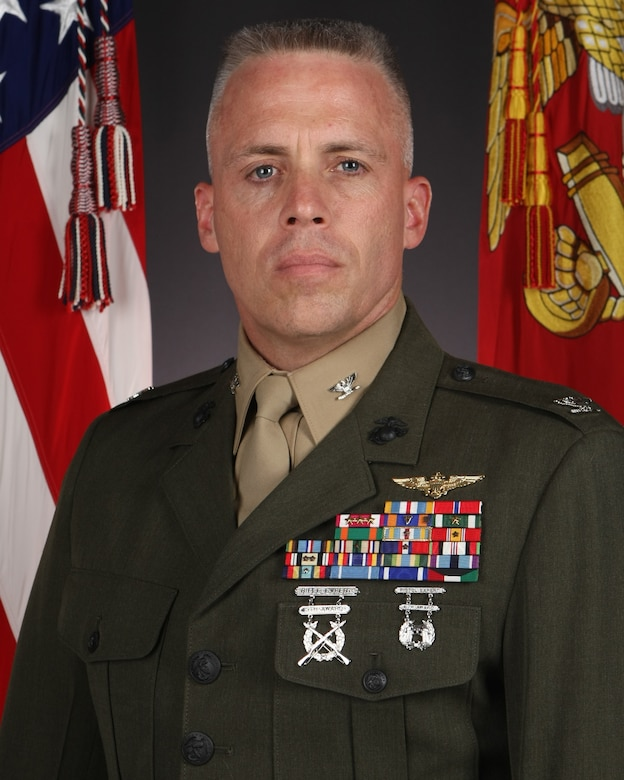 Colonel Thomas R. McCarthy, Jr., Marine Corps Installations East - Marine Corps Base Camp Lejeune chief of staff