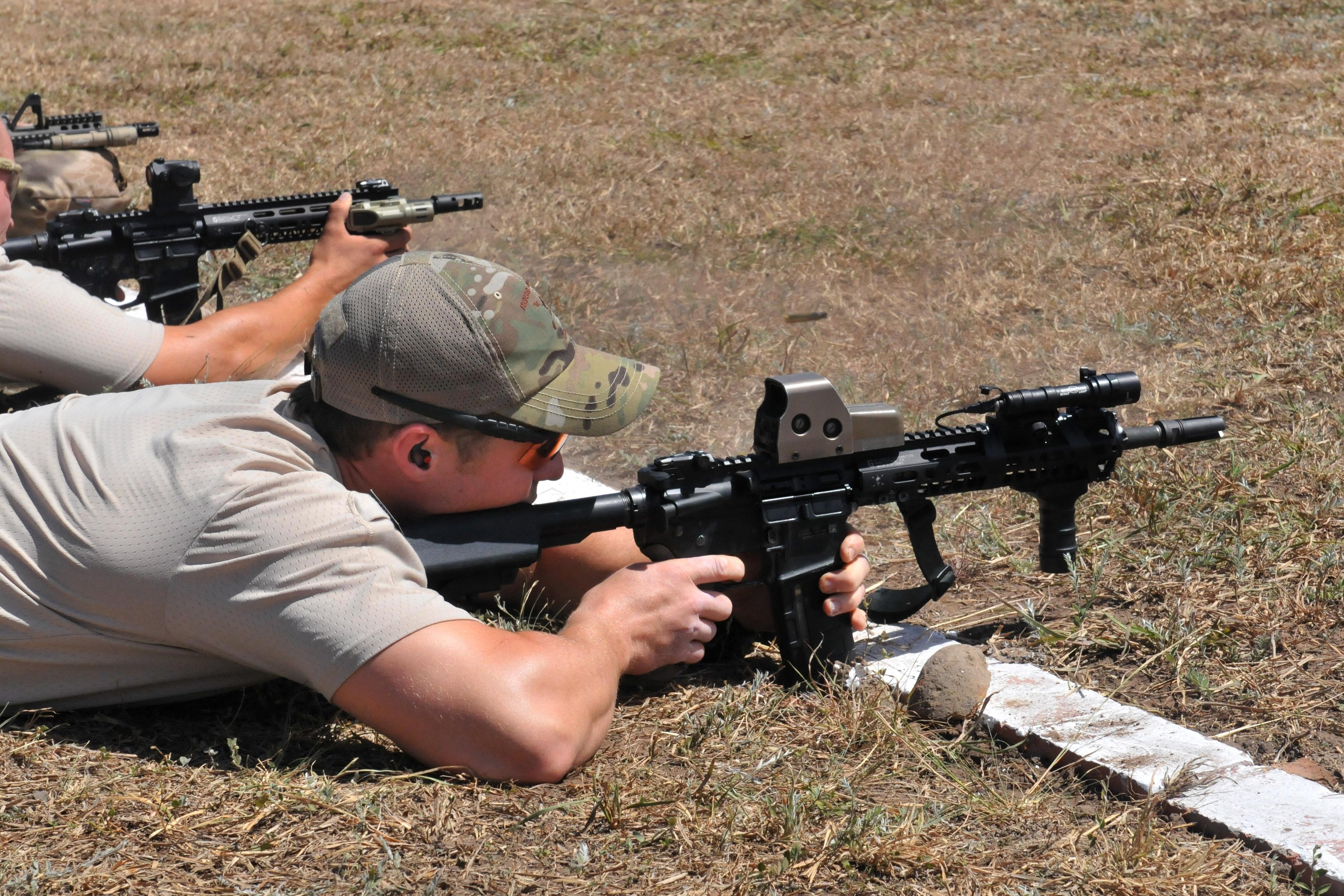 sniper essay