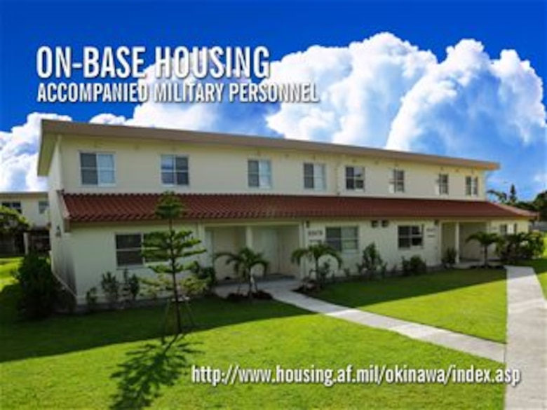 On-Base Housing For Accompanied Military Personnel