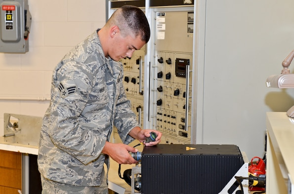 Senior Airman Brendon Sheiry an Airman from the 117th Air Refueling Wing rescued a young woman attempting to escape from a group of intoxicated men in April.