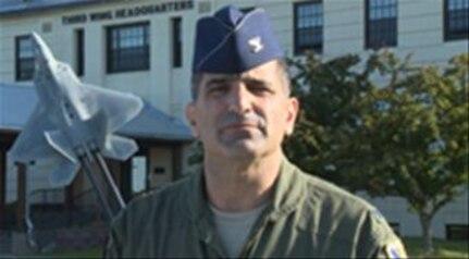 Col. David Nahom