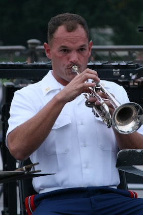 The Marine Band Summer Fare concerts at 8 p.m., Wednesday, July 30 and Thursday, July 31, will highlight trumpet/cornet player Gunnery Sgt. Brad Weil, one of the band's soloists for its upcoming National Concert Tour to the West Coast.