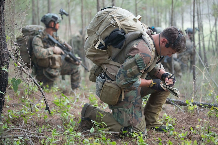 "Marine Special Operations Officers (SOOs) graduating MARSOC's ITC will be assigned a new Primary Military Occupational Specialty, clearing the way for retention and promotion in a professional career path. Previously, only enlisted Marines designated as Critical Skills Operators (CSOs) were awarded a PMOS of 0372, while SOOs were awarded an Additional Military Occupational Specialty of 0370. The decision now allows SOOs to hold 0370 as a PMOS, and be managed with a development strategy that facilitates talent management of Special Operations Forces skills, standardized training, retention, promotions, command, professional military education and career progression, according to Maj. Gen Clark, the MARSOC commander.""Approval of the PMOS allows the Marine Corps the ability to develop Marine Special Operations Officers (SOOs), over a course of a career, as both fully proficient special operations professionals and well-rounded Marine Corps Air-Ground Task Force officers,"" said Clark."