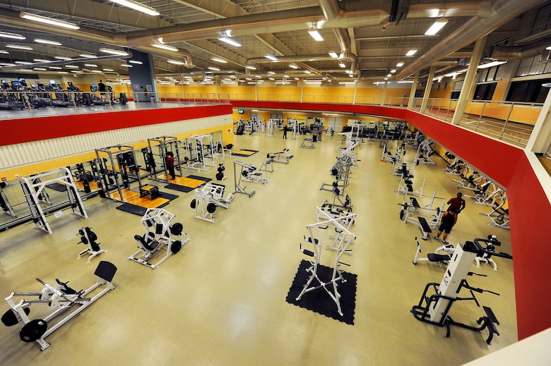 Malmstrom's new 24/7 fitness center > Malmstrom Air Force ...