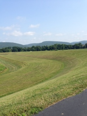 The Wyoming Valley Levee Project, located in Luzerne County, Pa., provides both flood risk management benefits as well as recreational opportunities for the Wyoming Valley community.