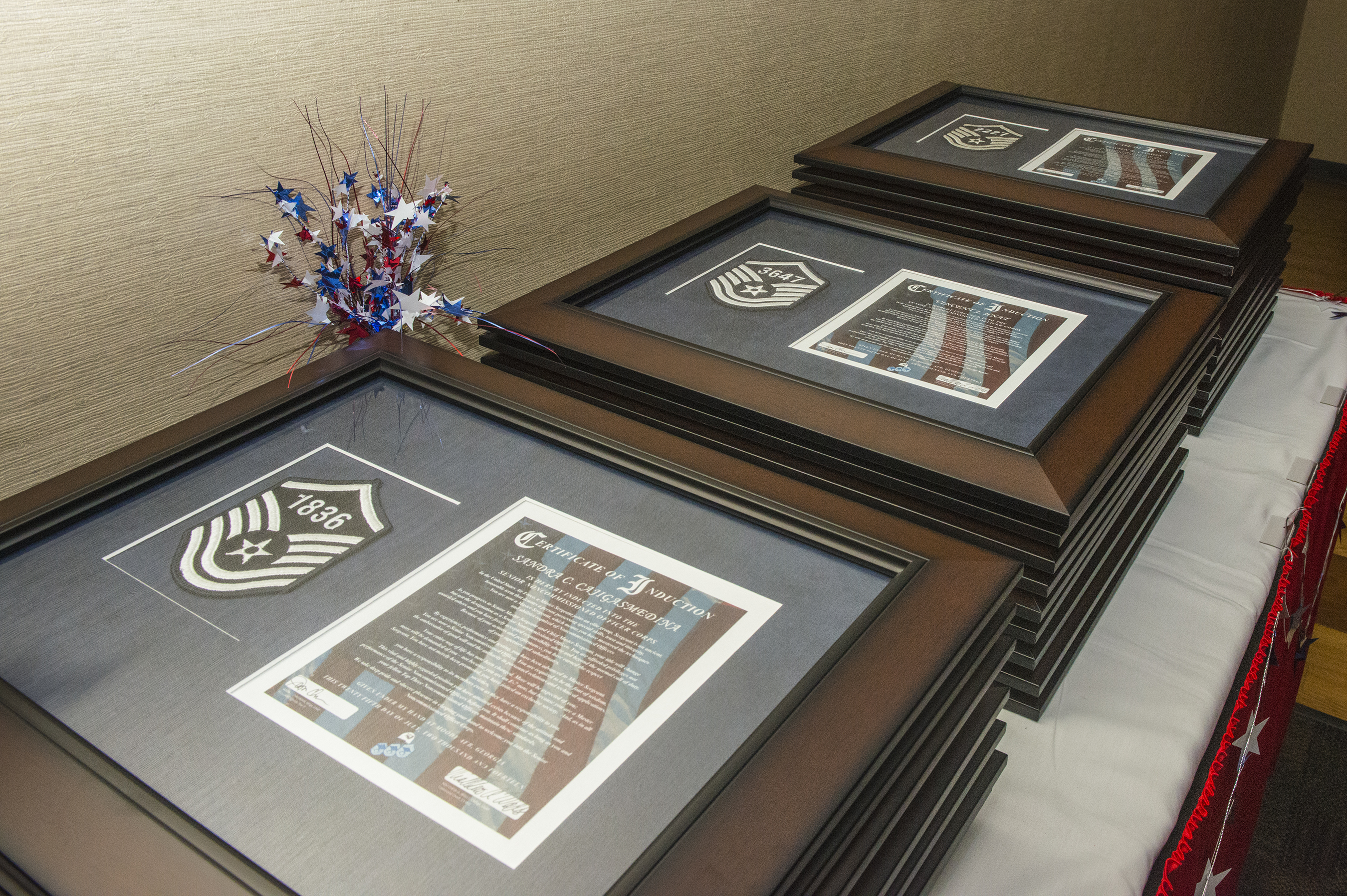 moody honors newest snco inductees air force medical. Black Bedroom Furniture Sets. Home Design Ideas