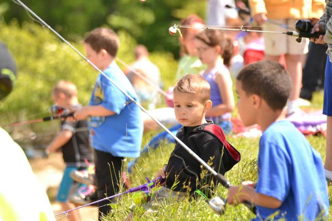 """It all started with a simple idea of a local police chief wanting to take kids fishing. Soon after, it became clear that """"Cops and Bobbers"""" was going to be much more than that.  On June 14, nearly 2000 people including more than 765 kids stormed the shores of Michael J. Kirwan Reservoir with a free fishing rod in one hand and donated bait in the other."""