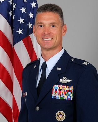 Colonel Gregory Kreuder is the Vice Commander, 31st Fighter Wing, Aviano Air Base, Italy. (U.S. Air Force photo)