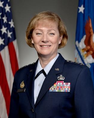 Official Photo-  Lt Gen Wendy Masiello (U.S. Air Force Photo by Michael J Pausic)