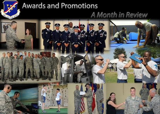 "The 39th Air Base Wing has various recognition programs each month recognizing Airman for their hard work.  A few of the programs include: ""Pick of the 'Lik,"" quarterly and annual awards, promotion ceremonies, and other awards such at the First Sergeant's ""Diamond Sharp"" and the Chief's group award.  (Illustration by Staff Sgt. Veronica Pierce)"
