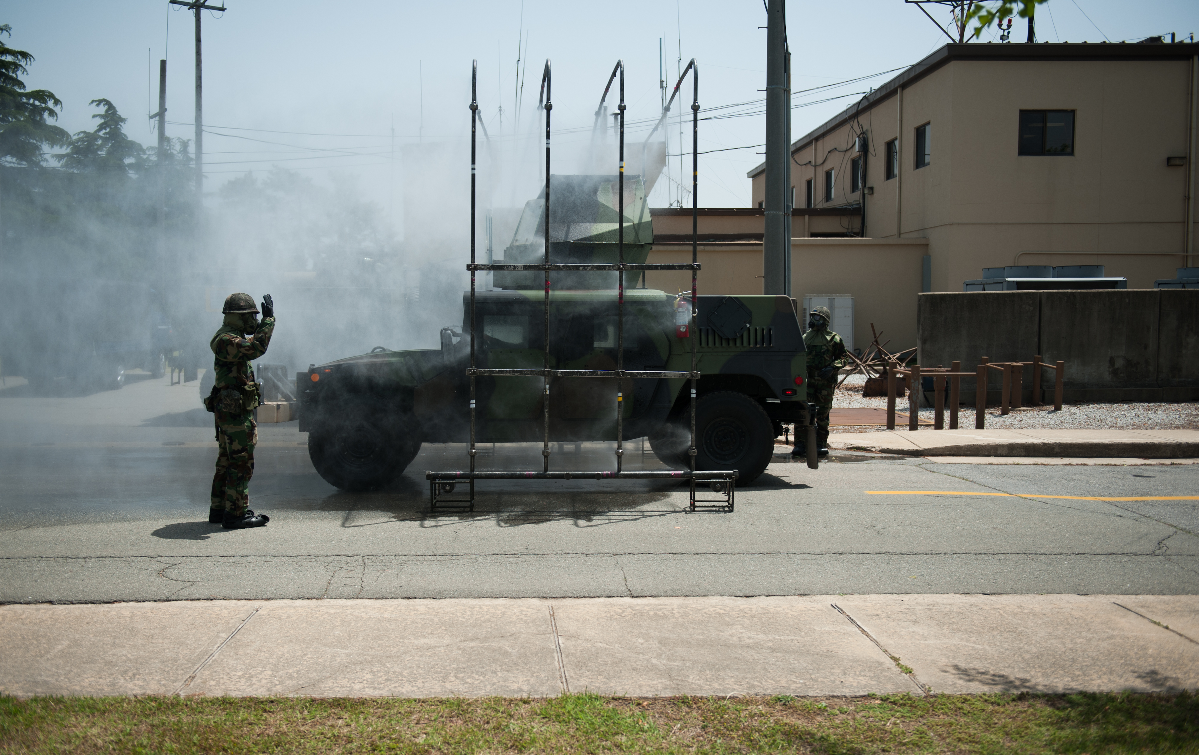 Chemical Threats >> Chemical Threats Combined Strengths Kunsan Air Base News