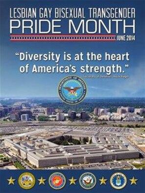 June is Lesbian Gay Bisexual Transgender Pride Month.