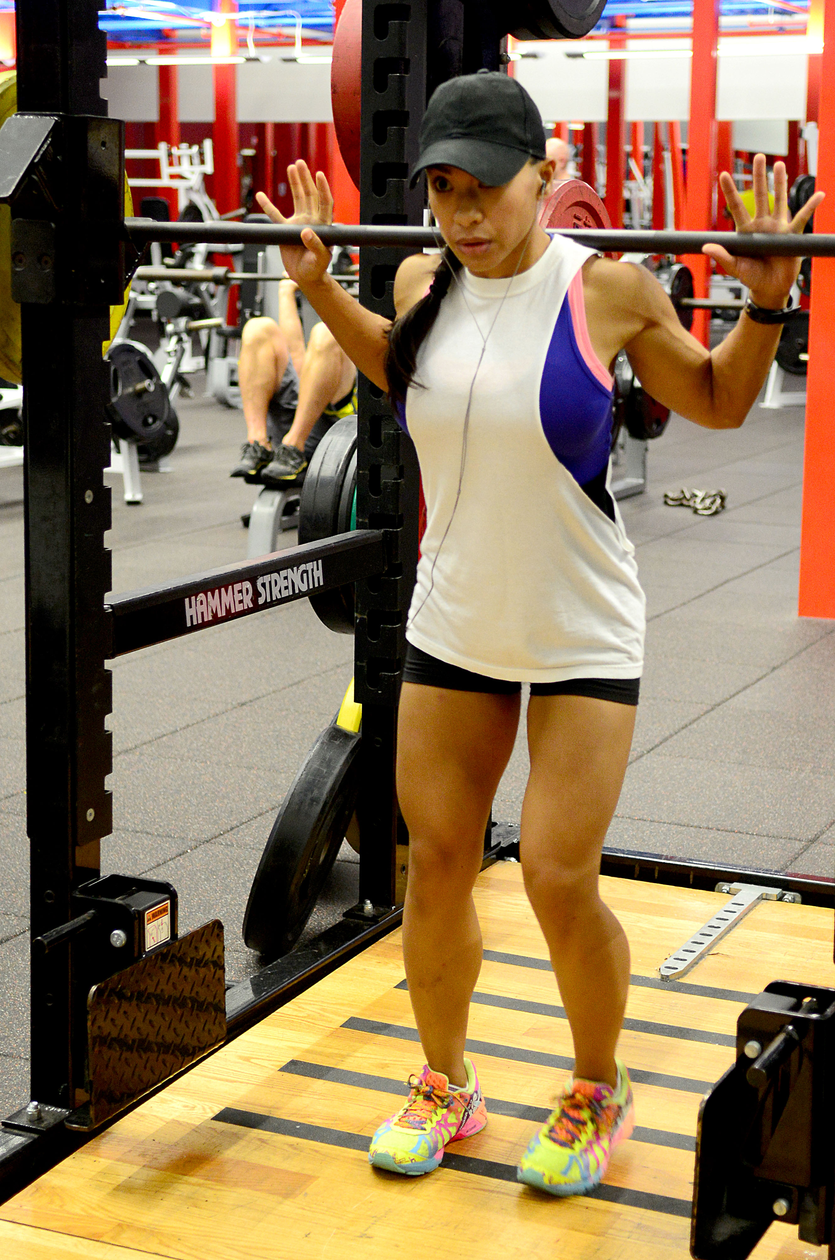 Macdill Airman Prepares For Fitness Competition Macdill Air Force