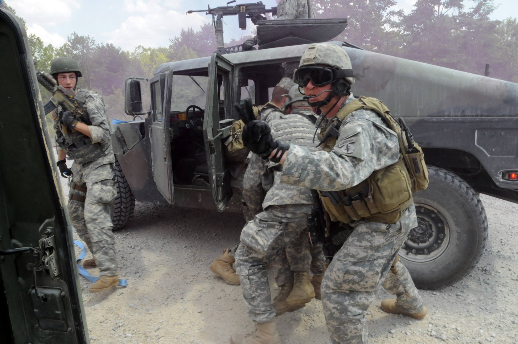 West Virginia Army National Guard Special Forces unit hones its ...