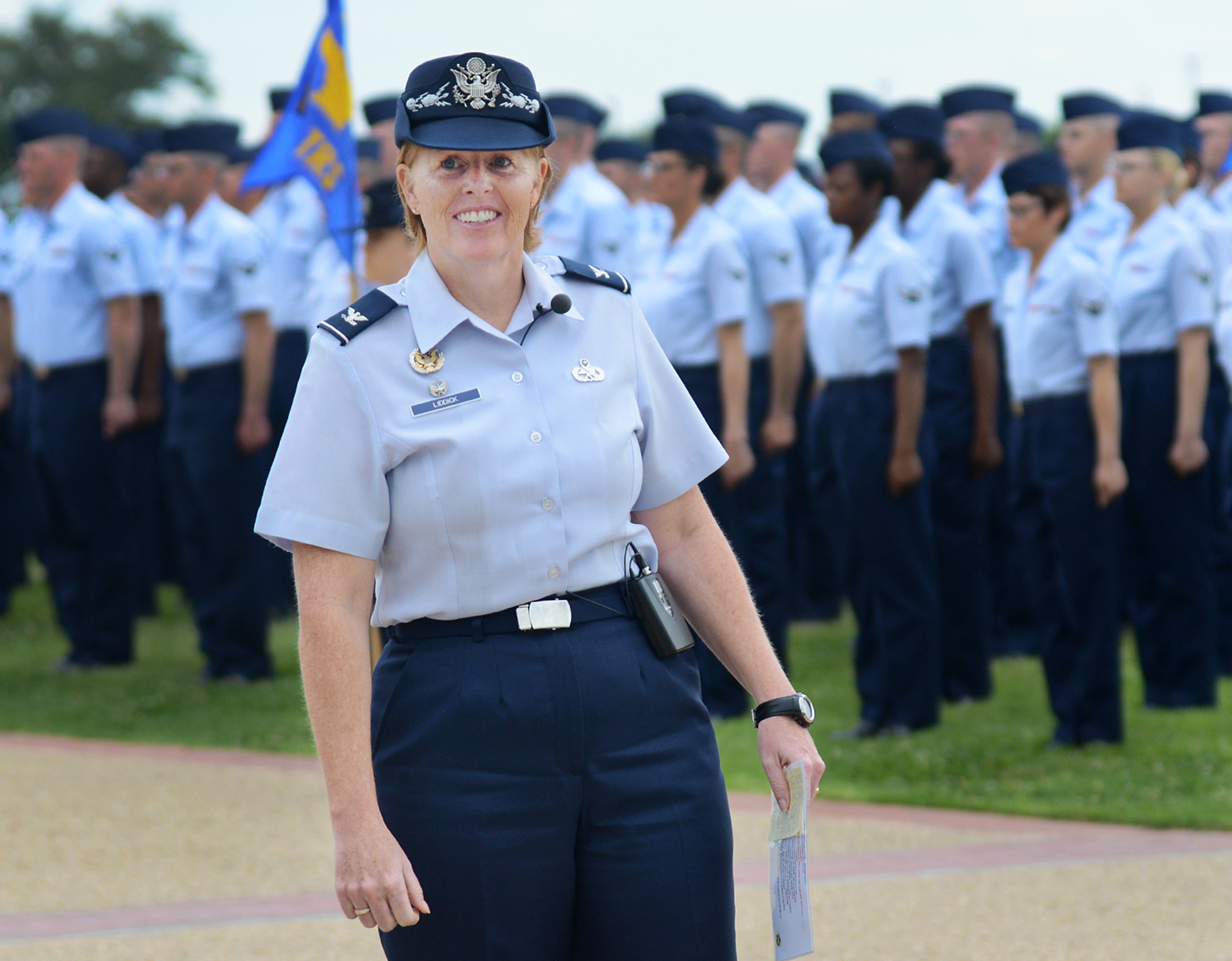 BMT commander retires, reflects on experience > Air